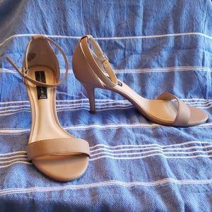 Steven by Steve Madden strappy heeled sandals